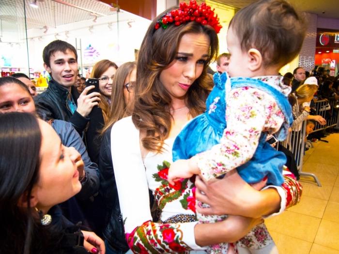 МиссВселенная 2013 от Андрея Жукова для Olympus и TopBeauty