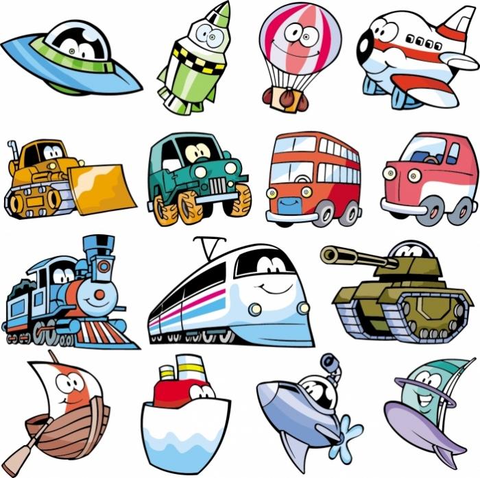 Transportation Preschool Printables  Preschool Mom
