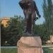 Памятник А. В. Суворову. Скульптор В. Гордеев