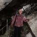 В пещере рукотворное только дорожки и освещение.Остальное сделала природа.