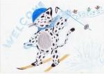 Снежный барс Гоша. Автор: Ефремов Владислав.