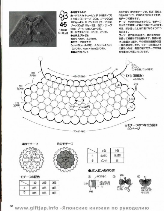Lets knit series (0-24) - 编织幸福 - 编织幸福的博客