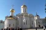 Троицкий собор и Никоновская церковь