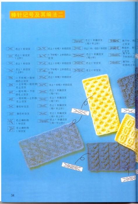 Как читать схемы в японских журналах 2211462_p34