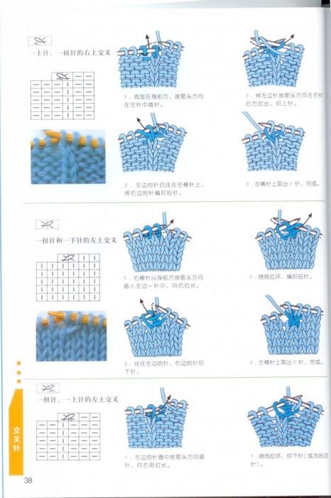Как читать схемы в японских журналах 2211466_p38