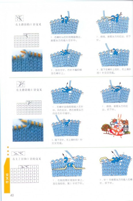 Как читать схемы в японских журналах 2211468_p40