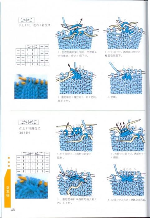 Как читать схемы в японских журналах 2211474_p46