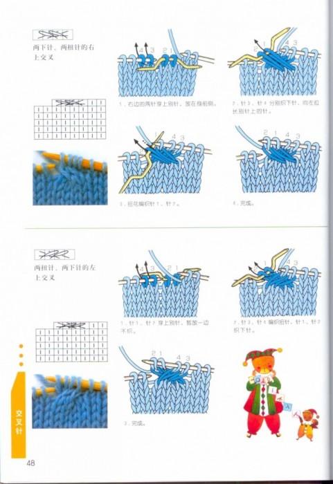 Как читать схемы в японских журналах 2211476_p48