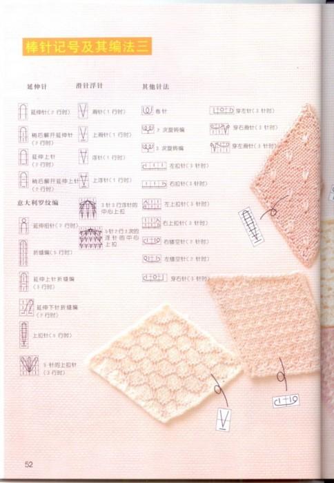 Как читать схемы в японских журналах 2211480_p52