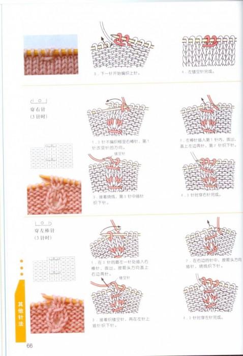 Как читать схемы в японских журналах 2211494_p66
