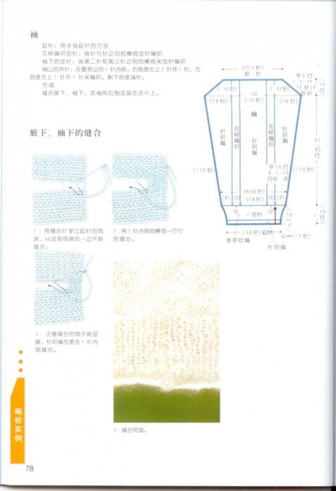 Как читать схемы в японских журналах 2211506_p78