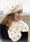 Схема вязание шарфов - Кладовая ссылок которые искали.