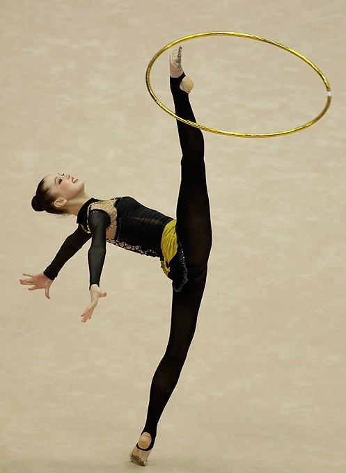 Алина Максименко (Украина).