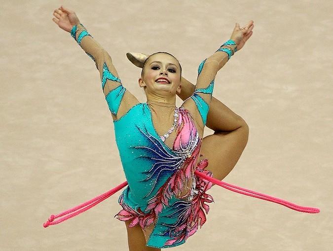 Яна Луконина (Россия).