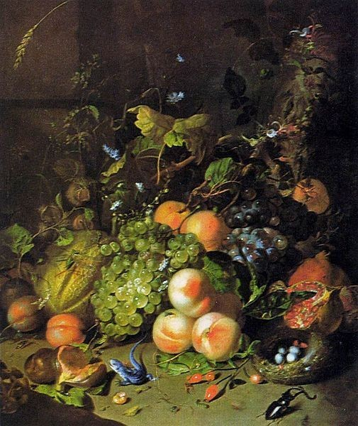 Ruysch, Rachel - Flower Still-Life
