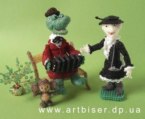 Подробные уроки по плетению изделий из бисера для новичков.