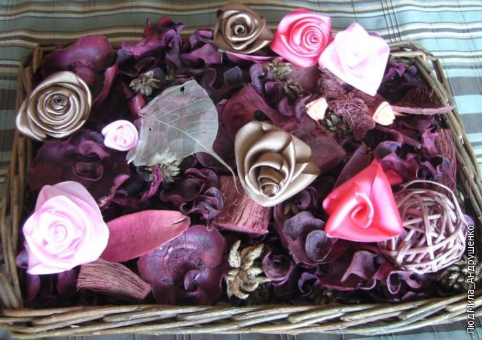 Розы крученые