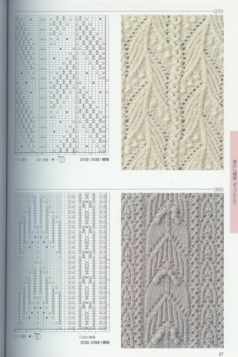 Beautiful Patterns Knitting Make Handmade Crochet Craft
