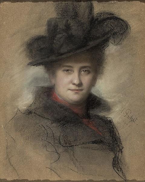 Hermann Petzet - Henriette Bruch