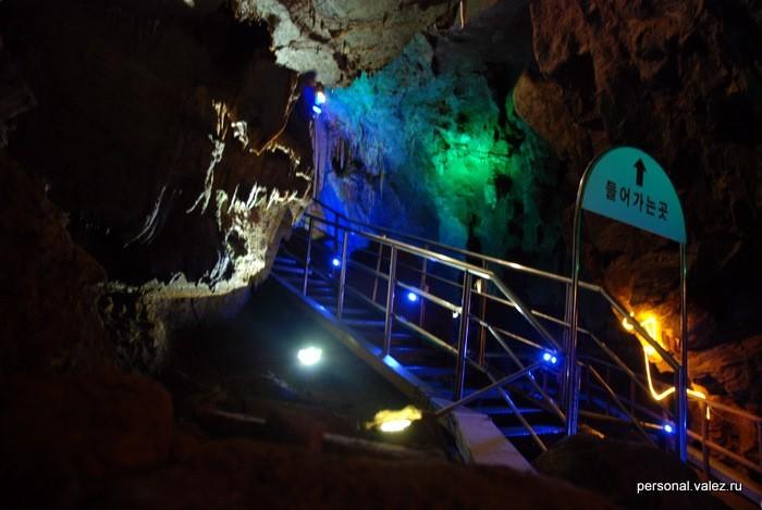 Пещера.Путь к проходу
