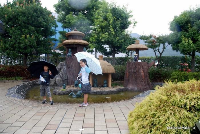 Туризм в Японии большей частью внутренний и все сделано для радости самих японцев