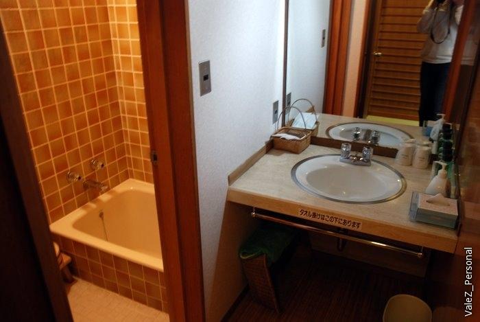 Ванная комната целиком