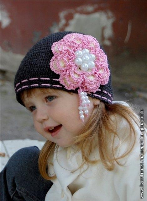 ОСЕННИЕ детские шапочки