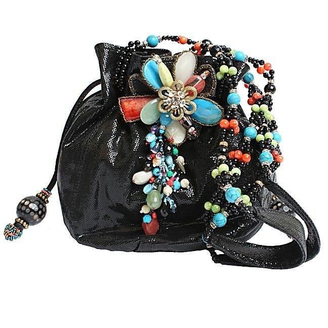 Бисерные сумочки Мери Франсес (Mary Frances) .