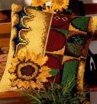 Вышивка на подушках, схемы вышивки.  Оригинально украсить подушки можно вышивая на наволочках или оббивке забавные и...