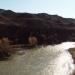это самое начало экскурсии. река Чарын вроде. если я правильно всё запомнила..