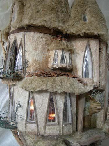 эльфийские домики