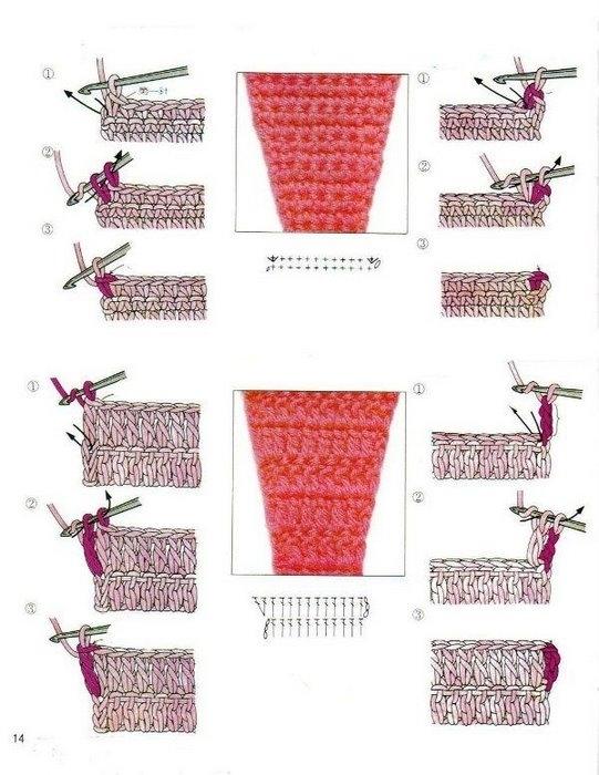 Учебник по вязанию крючком и спицами в картинках 2438896_14