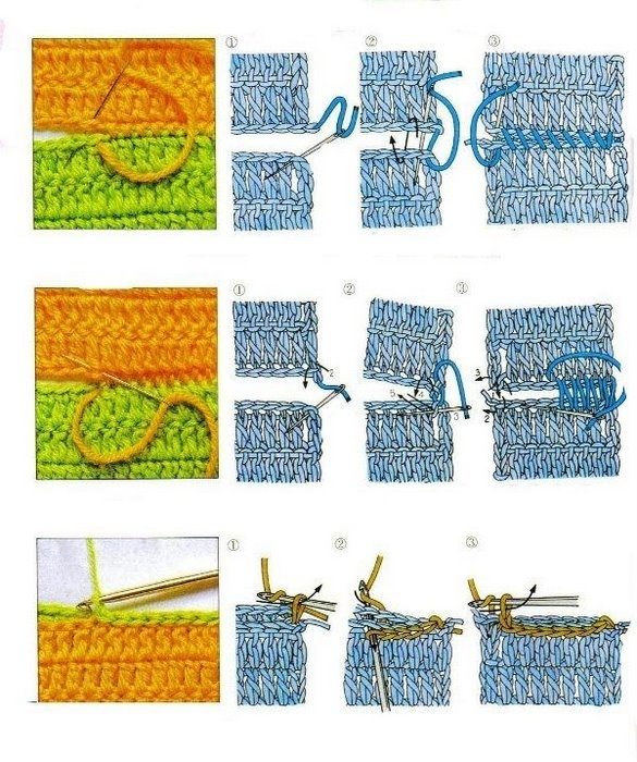 Учебник по вязанию крючком и спицами в картинках 2438902_20