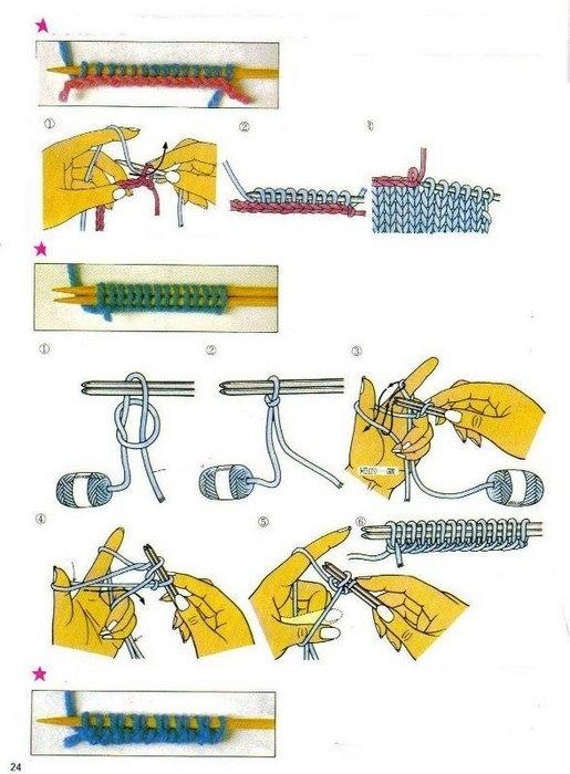 Учебник по вязанию крючком и спицами в картинках 2438906_24