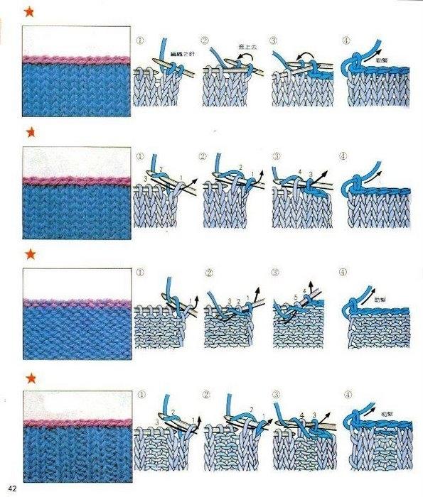 Учебник по вязанию крючком и спицами в картинках 2438922_42