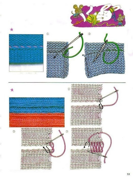Учебник по вязанию крючком и спицами в картинках 2438932_53