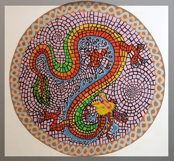 Мозаика 87677