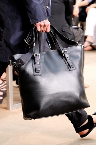 "Ваш журнал  ""Мужская Мода "".  Модная форма сумки : прямоугольная - авоська..."