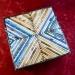 Вот один из способов как украсить вашу коробку в которой вы храните различные мелкие предметы.