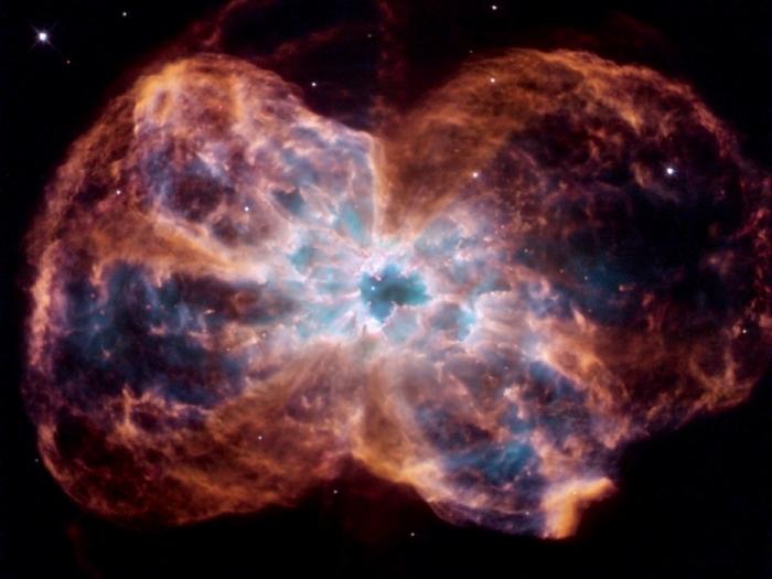 Умирание звезды