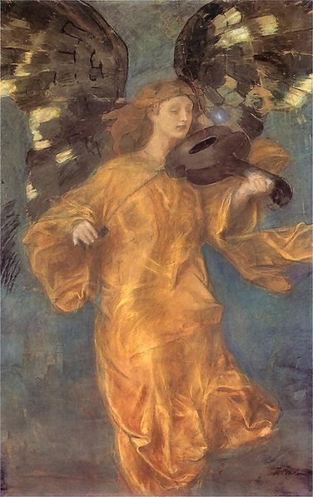 Zloty aniol