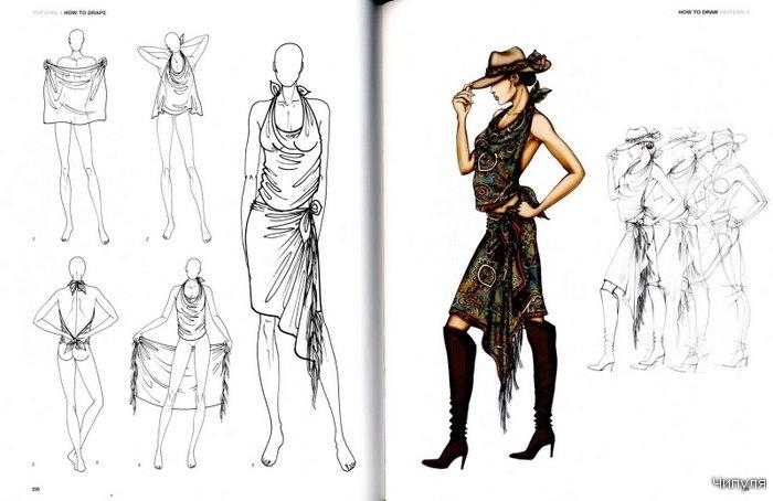 Книги о дизайне одежды