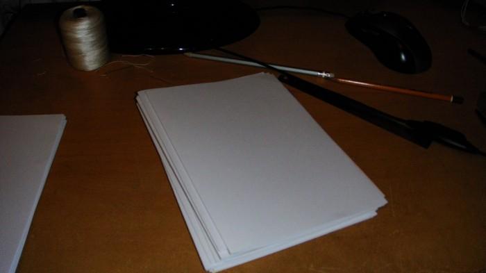 Как сделать свой скетчбук своими руками