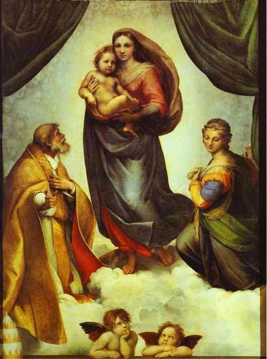 Sistine Madonna 1514