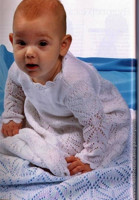 Вязание малышам от 0 до 18 месяцев 832
