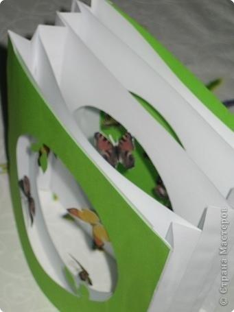 Бабочки кружатся как в тоннеле! А вот это вид сверху. Как видите — ничего сложного! Идею я подсмотрела у дизайнера Екатерины Богомоловой. Вот её две работы: