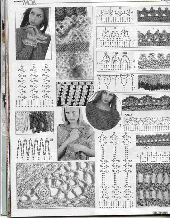 Серия сообщений. вязание крючком костюмы.