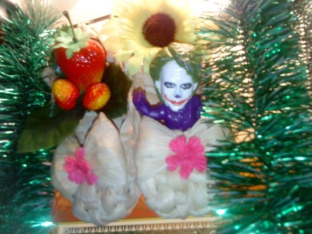 Joker-6 в рождестве