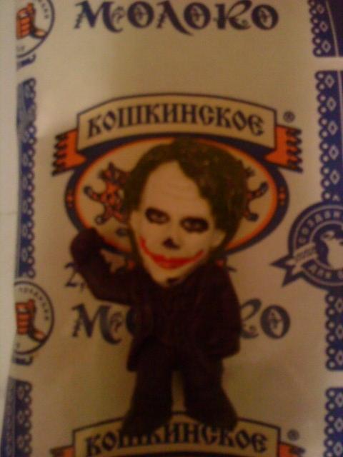 Joker-6 и молоко