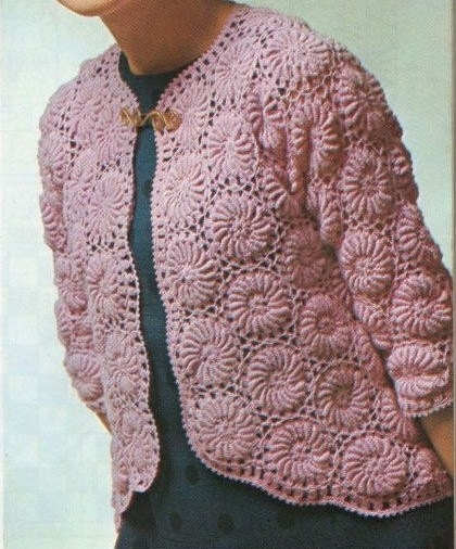 crochet pattern for girls